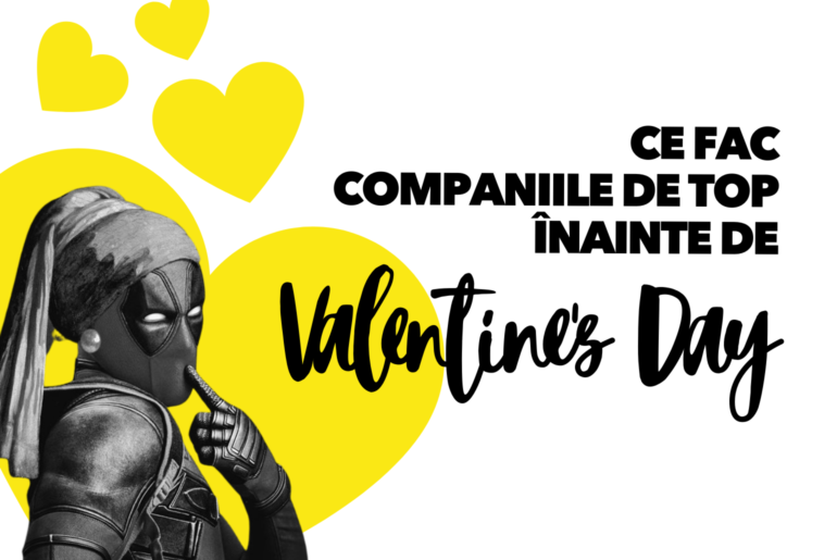 Campanii de Marketing pentru Valentine's Day