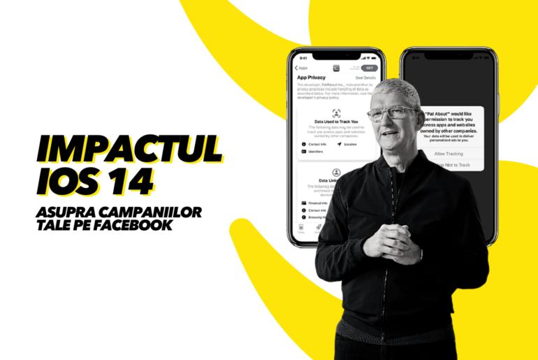 actualizari ios 14 facebook ads