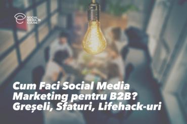 social media marketing b2b
