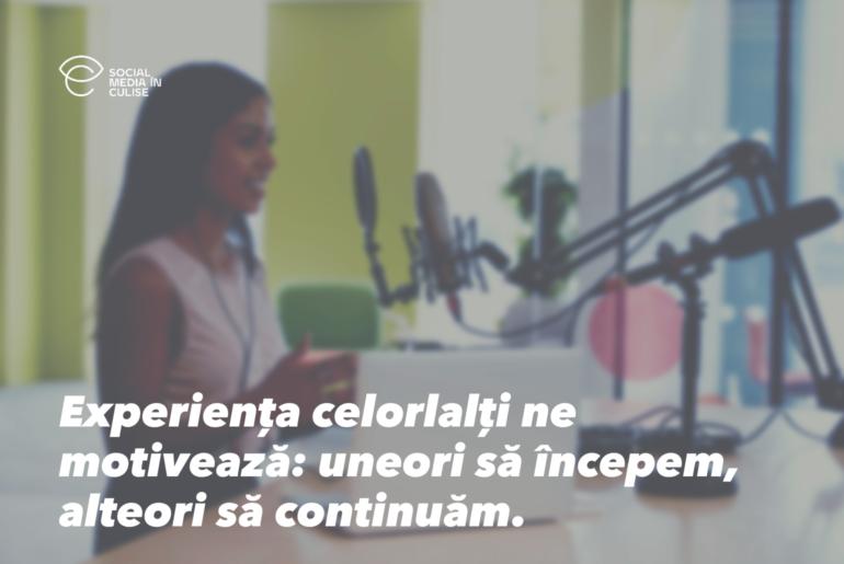 Top canale de interviuri & Podcast-uri